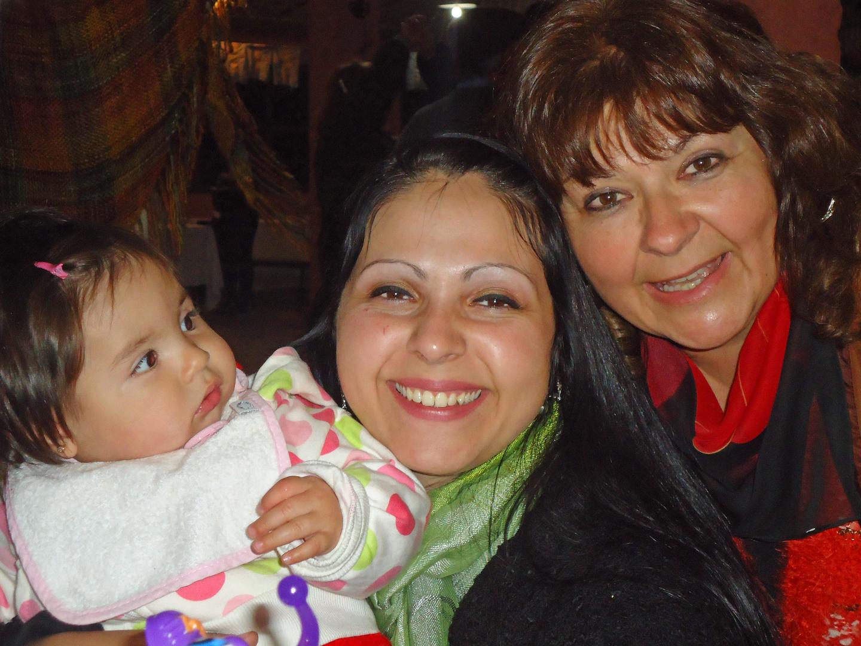 tres generaciones