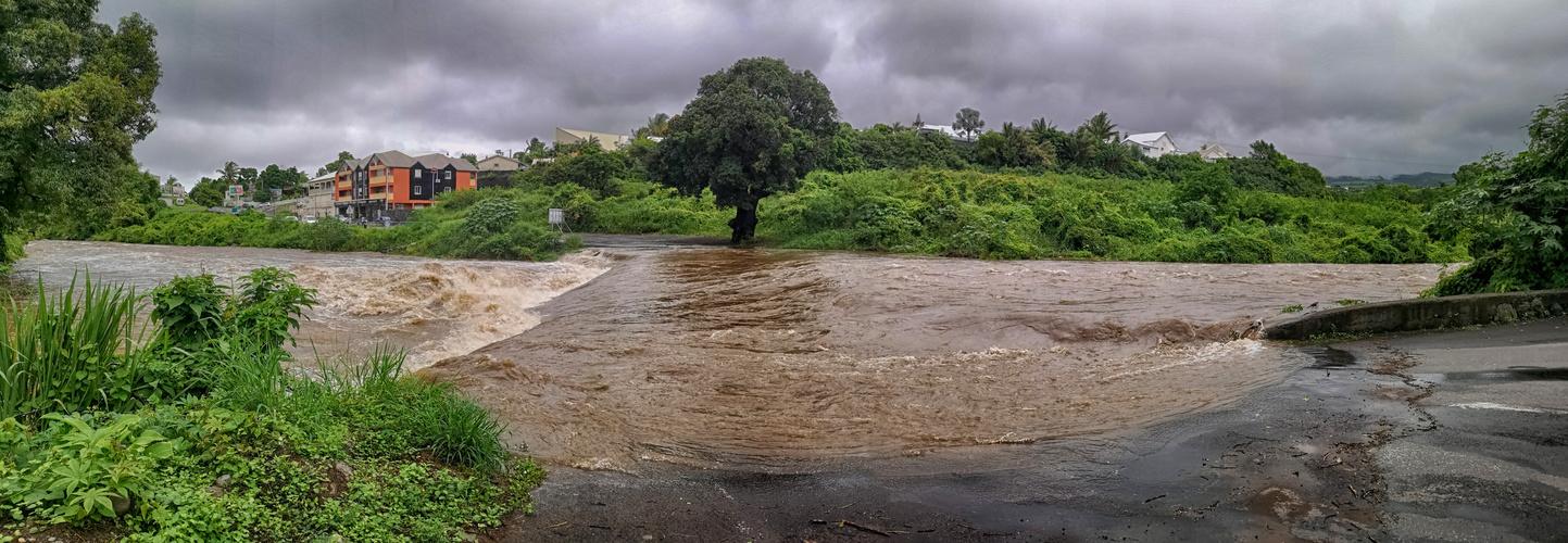 Très petit ruisseau la veille, grosse rivière le lendemain