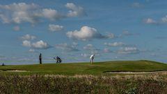 Ètretat-Golfer