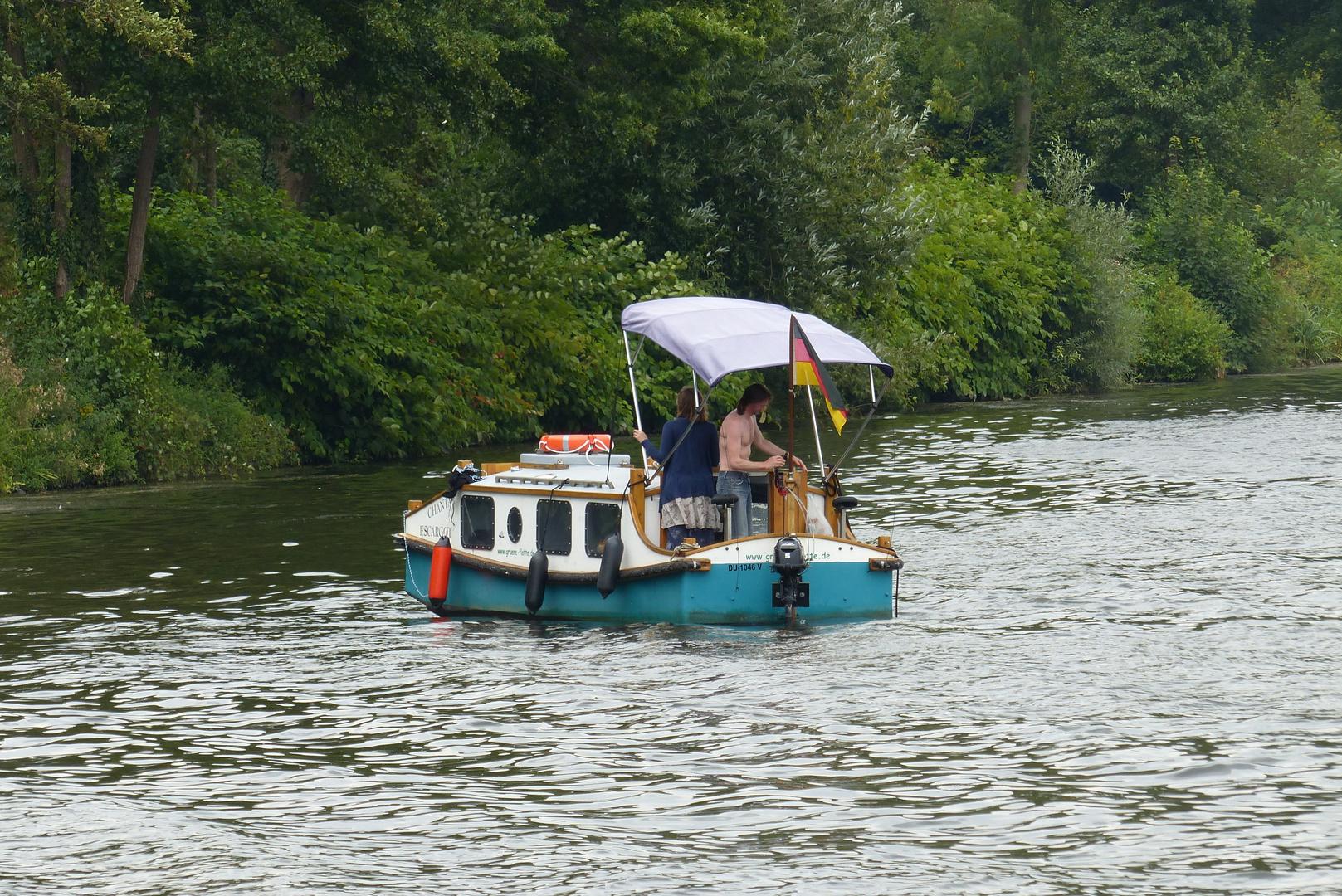Trethausboot Ruhr