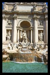 Trevi-Brunnen in Rom ;-)