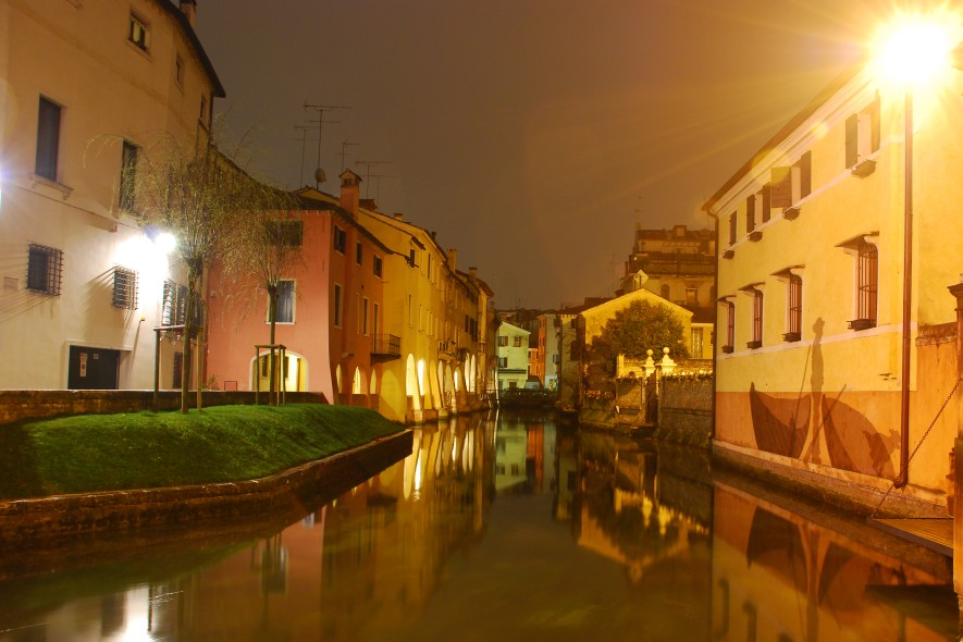 Treviso - I buranelli di notte