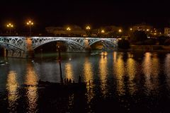Triana Brücke in Sevilla
