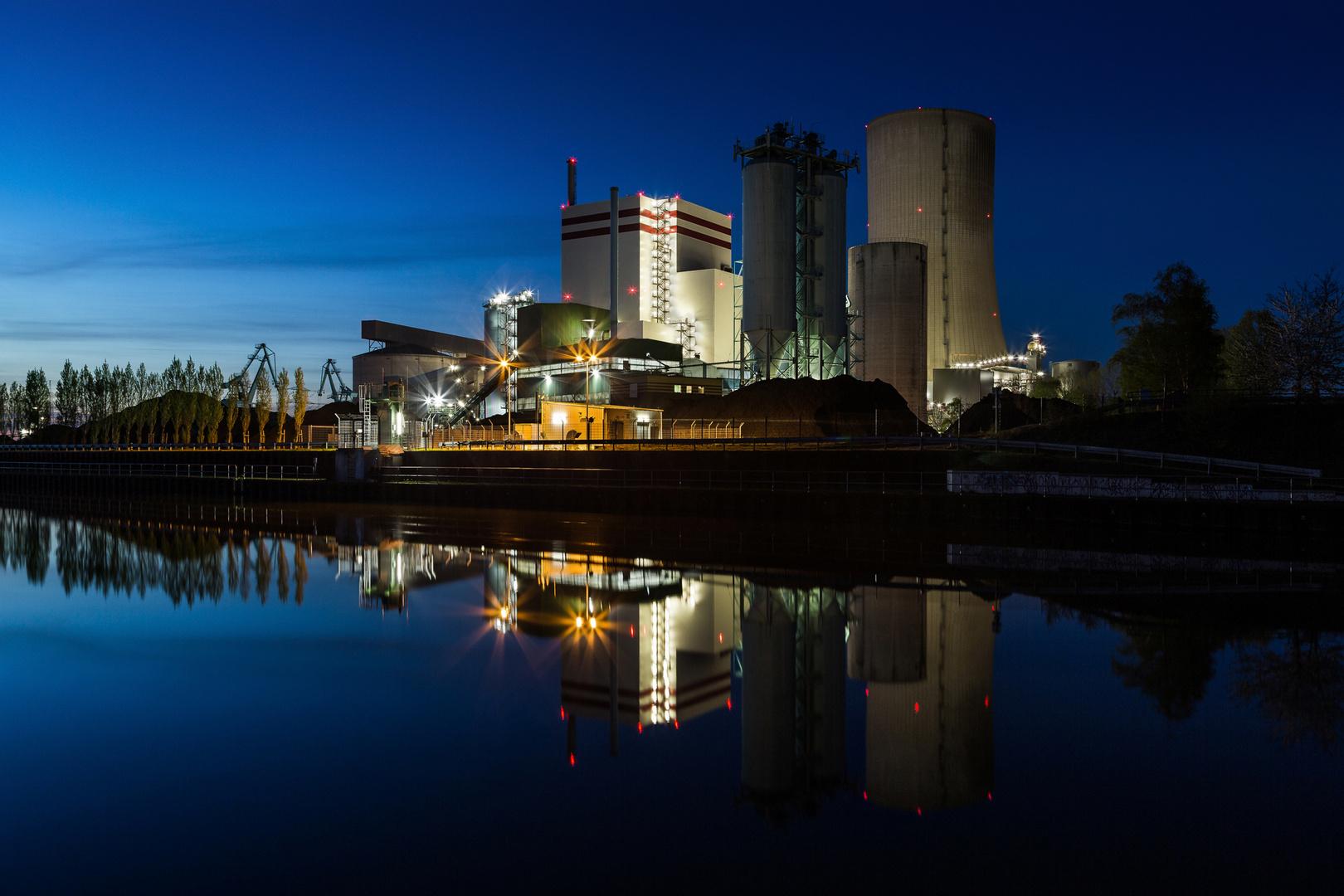 Trianel Kohlekraftwerk Lünen
