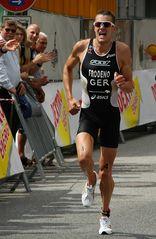 Triathlon Hamburg - der Zweite ist der erste Verlierer :-(