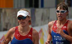 Triathlon Hamburg - gleich geschafft
