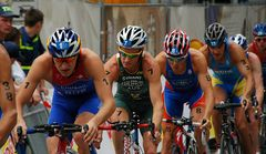 Triathlon Hamburg - Rad