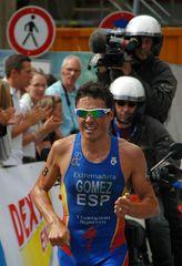 Triathlon Hamburg - so sehen Sieger aus