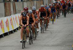 Triathlon Hamburg - Windschatten