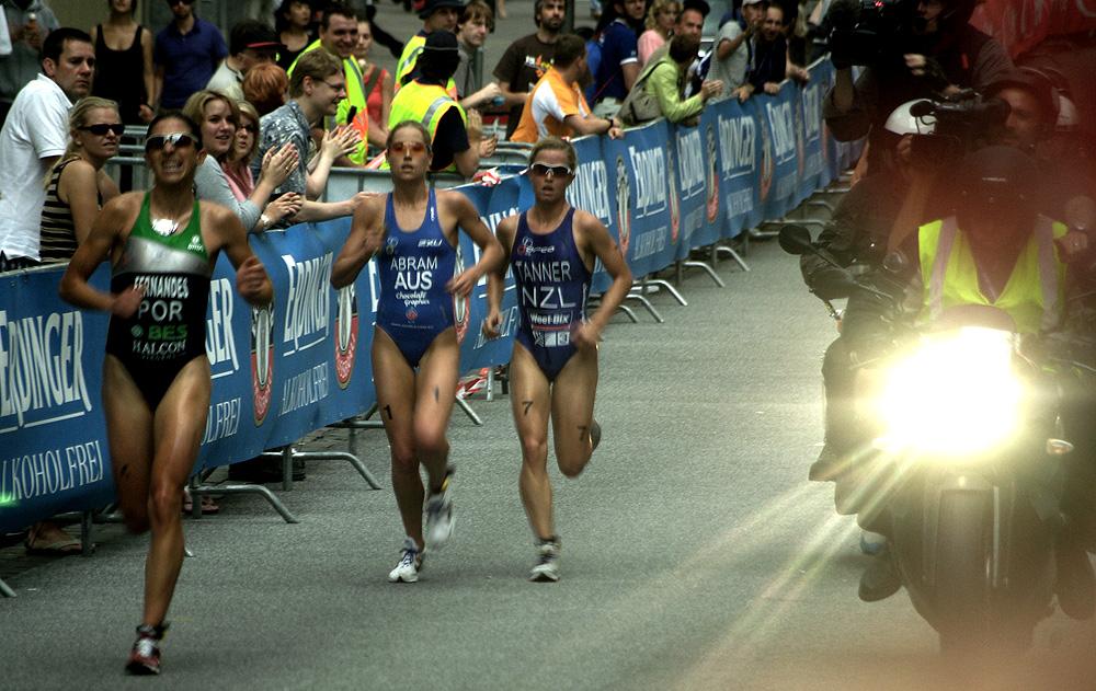 Triathlon WM 2008 in Hamburg 16