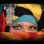 Tribal eyes