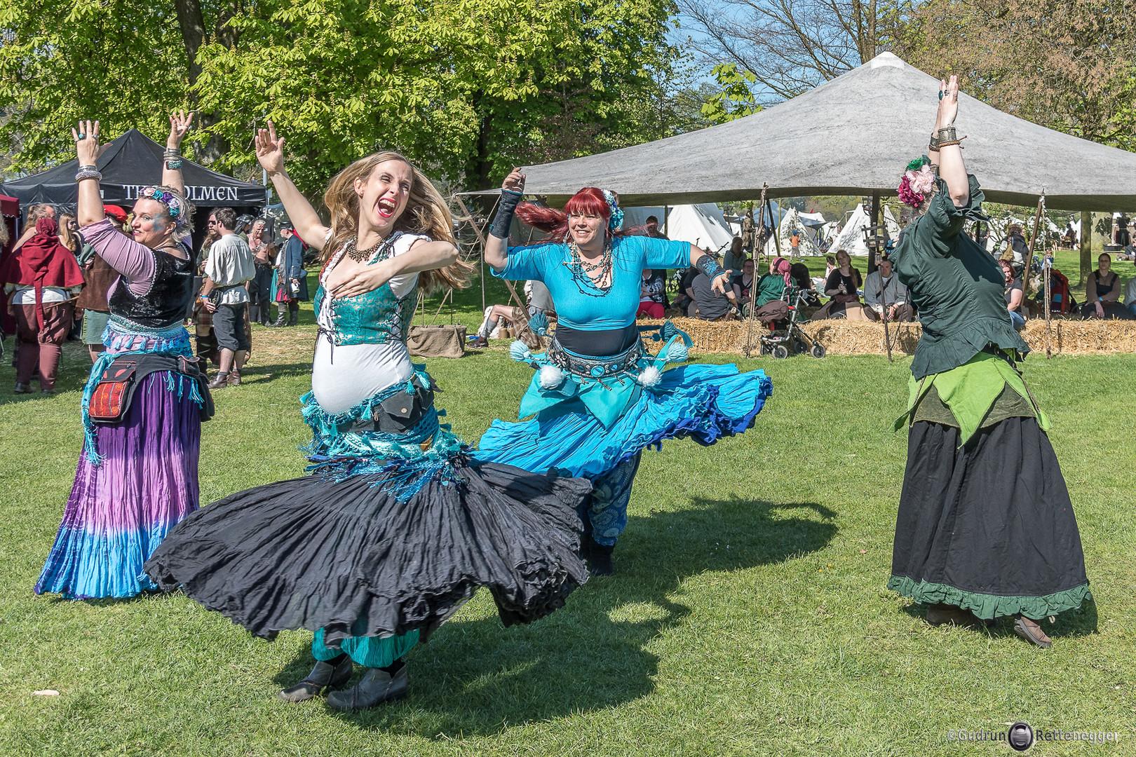 Tribal Style Dance