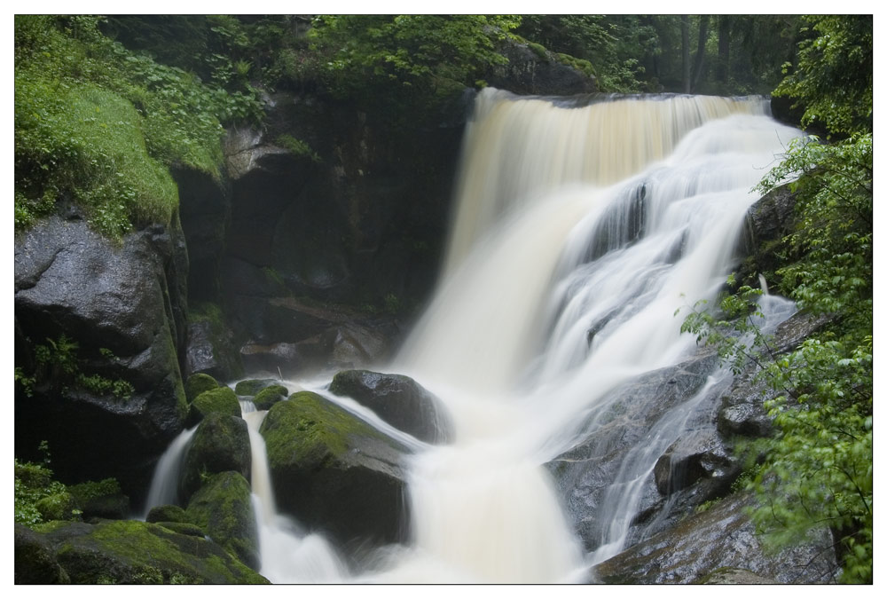 Triberger Wasserfall #6