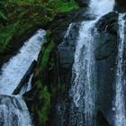 Triberger Wasserfall einzigartig in Deutschland