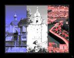 tricolore (blanc): La Rochelle