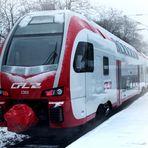 Triebwagen CFL 2303