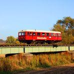 Triebwagen DT 511 ILMEBLITZ