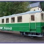 Triebwagen VT 50 der Brohltalbahn