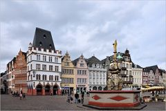 Trier - Am Hauptmarkt Feb11