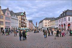 Trier - Am Hauptmarkt Jan2014