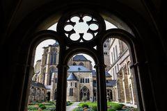 Trier Dom - Kreuzgang