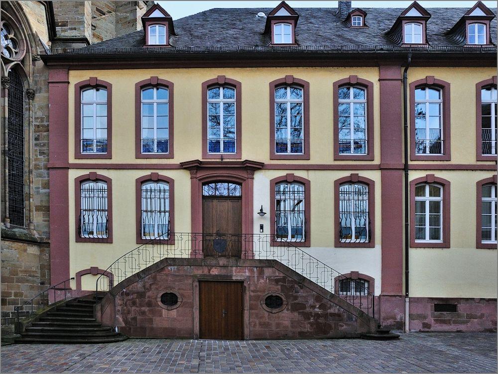 Trier - Haus an der Liebfrauenkirche