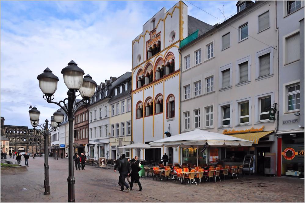 Trier - In der Simeonstraße