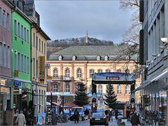 Trier und Mariensäule