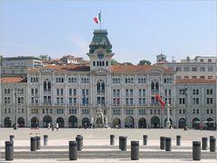 Triest - Palazzo del Municipio