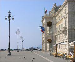 Triest - Piazza dell'Unita d'Italia
