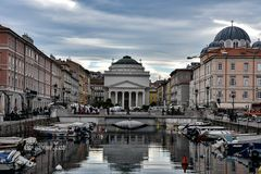 Trieste, Basilica S. Antonio taumaturgo.