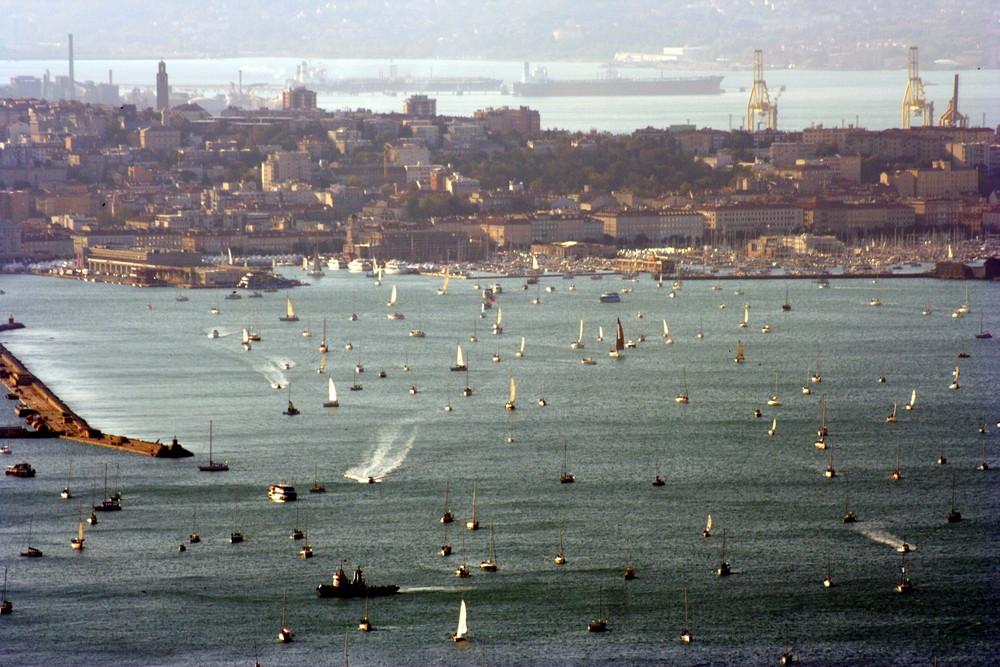 Trieste oggi