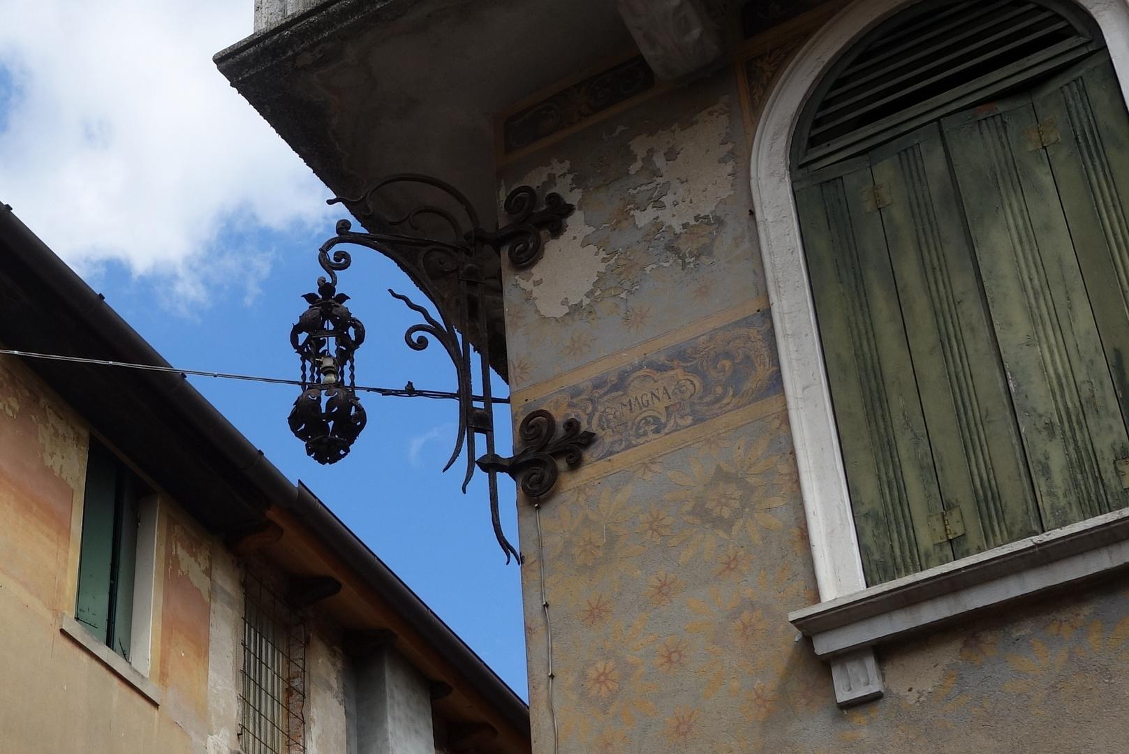Trieste, Straßenbeleuchtung