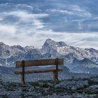 Triglavmassiv in Slowenien
