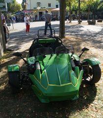 Trike in Green