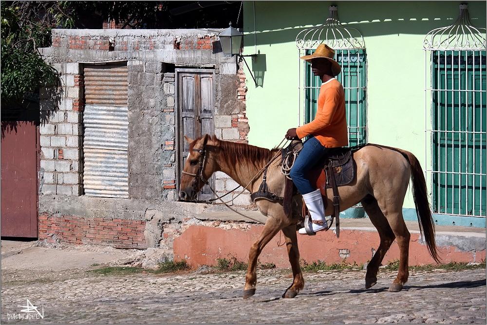 Trinidad - A cheval