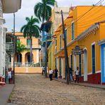 Trinidad - Bilderbuchstadt