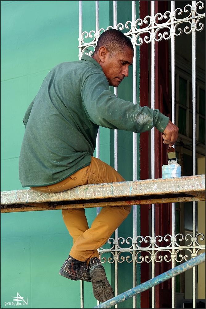Trinidad - Ravalement de façade