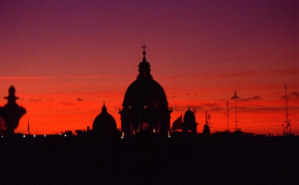 Trinita' de' Monti - Roma