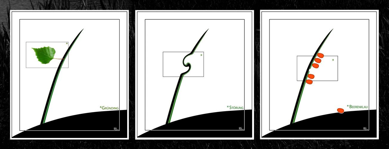 triptychon foto bild 2d grafik zeichnungen grafik bilder auf fotocommunity. Black Bedroom Furniture Sets. Home Design Ideas
