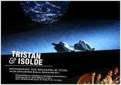 Tristan und Isolde - das Plakat zur Ausstellung