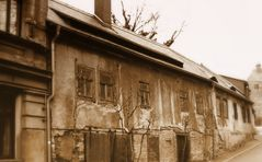 """""""Trittfest"""", in der Strasse ... altes Halle- 2008"""