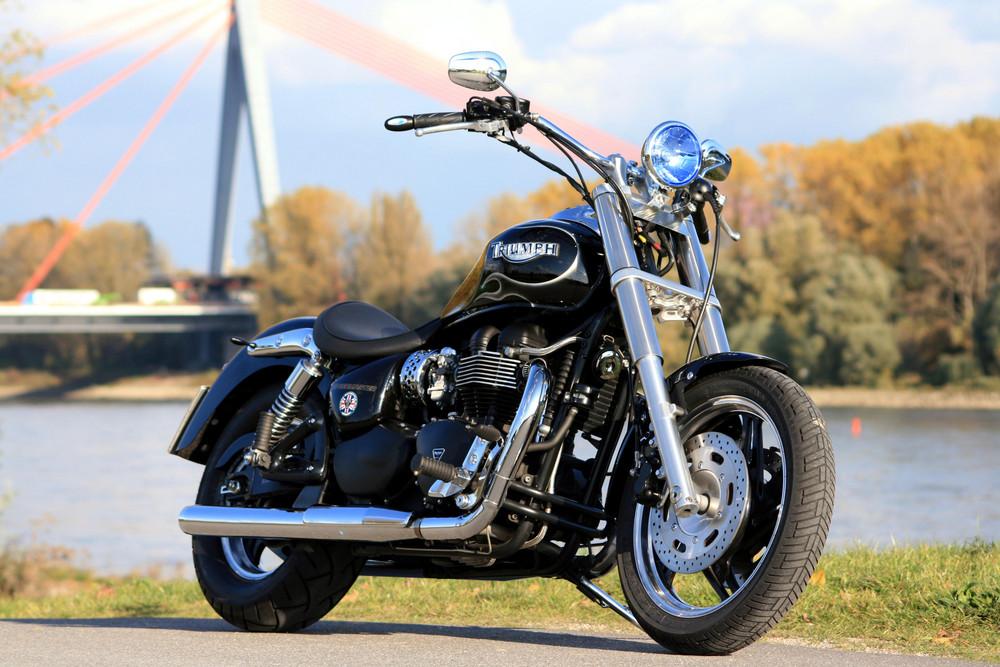 Triumph Chopper