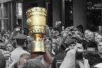 Triumphzug DFB Pokal