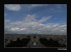 Trocadéro et la Défense