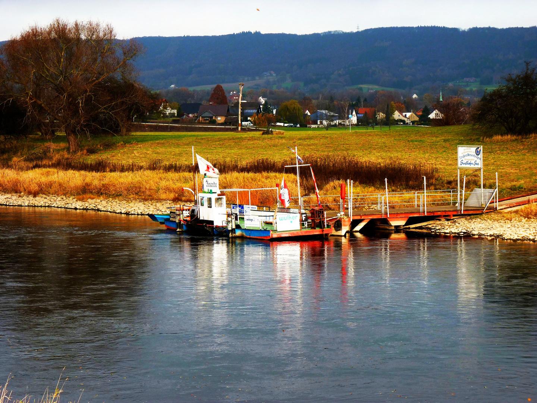 Trockne Weser