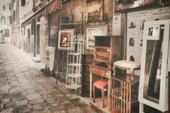 Trödel in Venedig