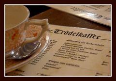 Trödelkaffee in Dresden