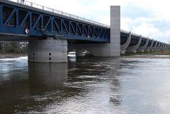 Trogbrücke bei Magdeburg