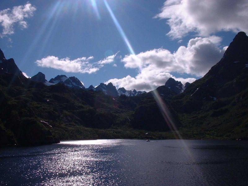 Trollfjord Juni 2002